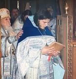 Fr. Serafim's ordination by Abp. Anthony