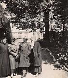 Fr. Viktorin with Fr. George's parents